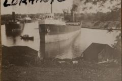 """1910, """"Bonney Hill, Georgia Ave, Lorain, Ohio"""