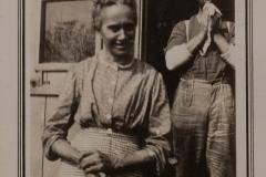 """1910 Grandmother Bonney Martha Bonney  Elbert Bonney"""""""